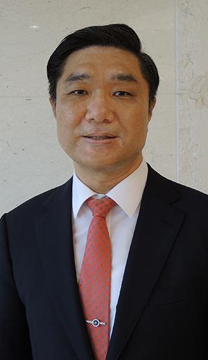 제105회 총회 공천위원장에 선출된 김태영 목사.
