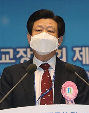 김종준 목사(직전 총회장·꽃동산교회)