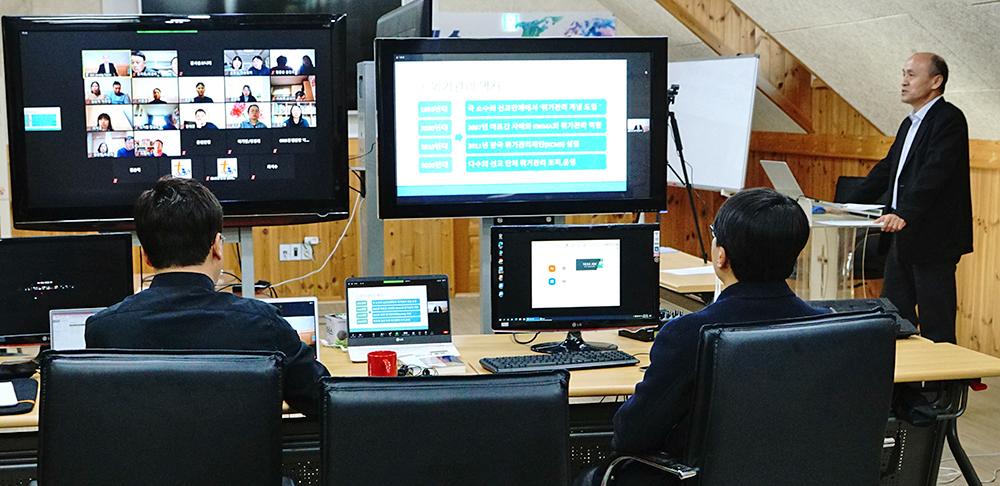 총회세계선교회(GMS)가 영상으로 선교사 훈련을 진행하고 있다. GMS는 이사회 임원회, 전문·지역위원회, 선교사 회의를 영상으로 병행하고 있다.
