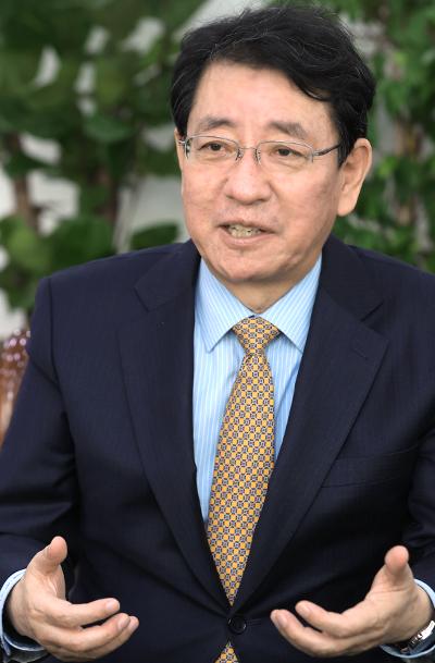 최남수 진행위원장(의정부 광명교회)